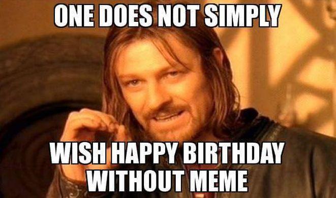 Image result for birthday meme