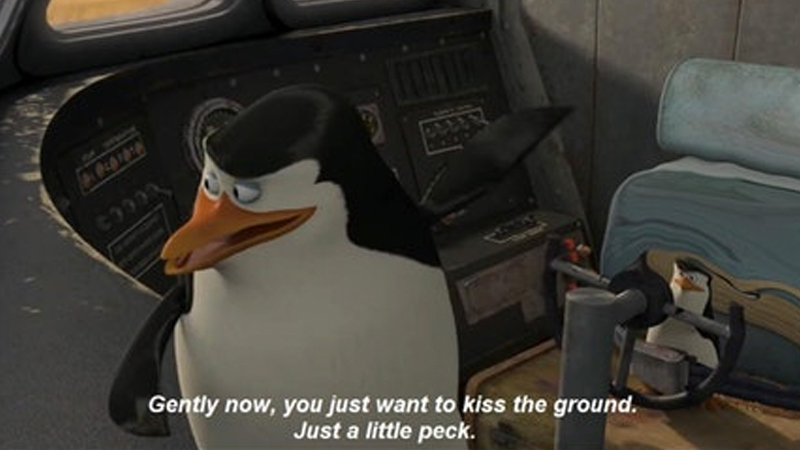 Just A Peck Know Your Meme