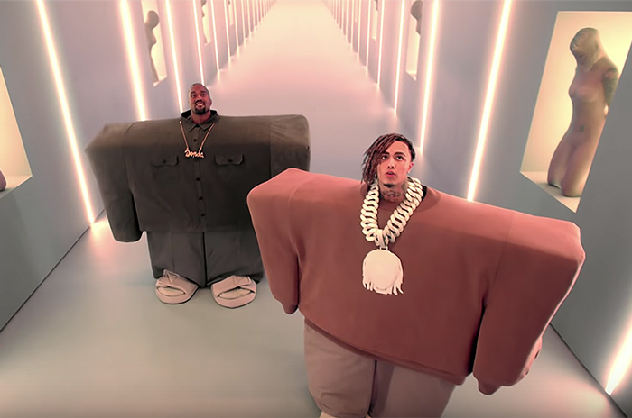 Kanye West Lil Pump S I Love It Know Your Meme