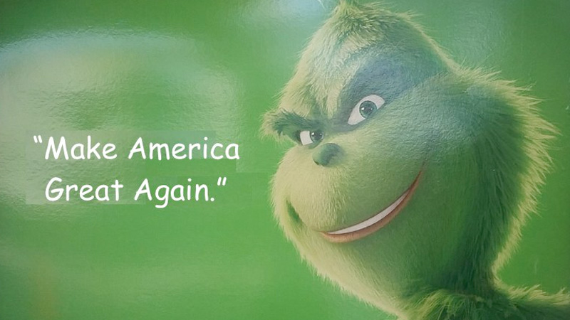 The Grinch Poster Parodies | Know Your Meme