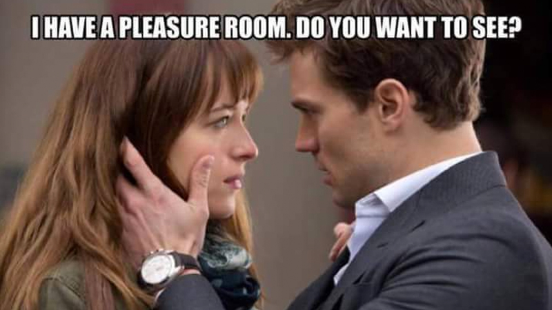 I Have a Pleasure Room | Know Your Meme