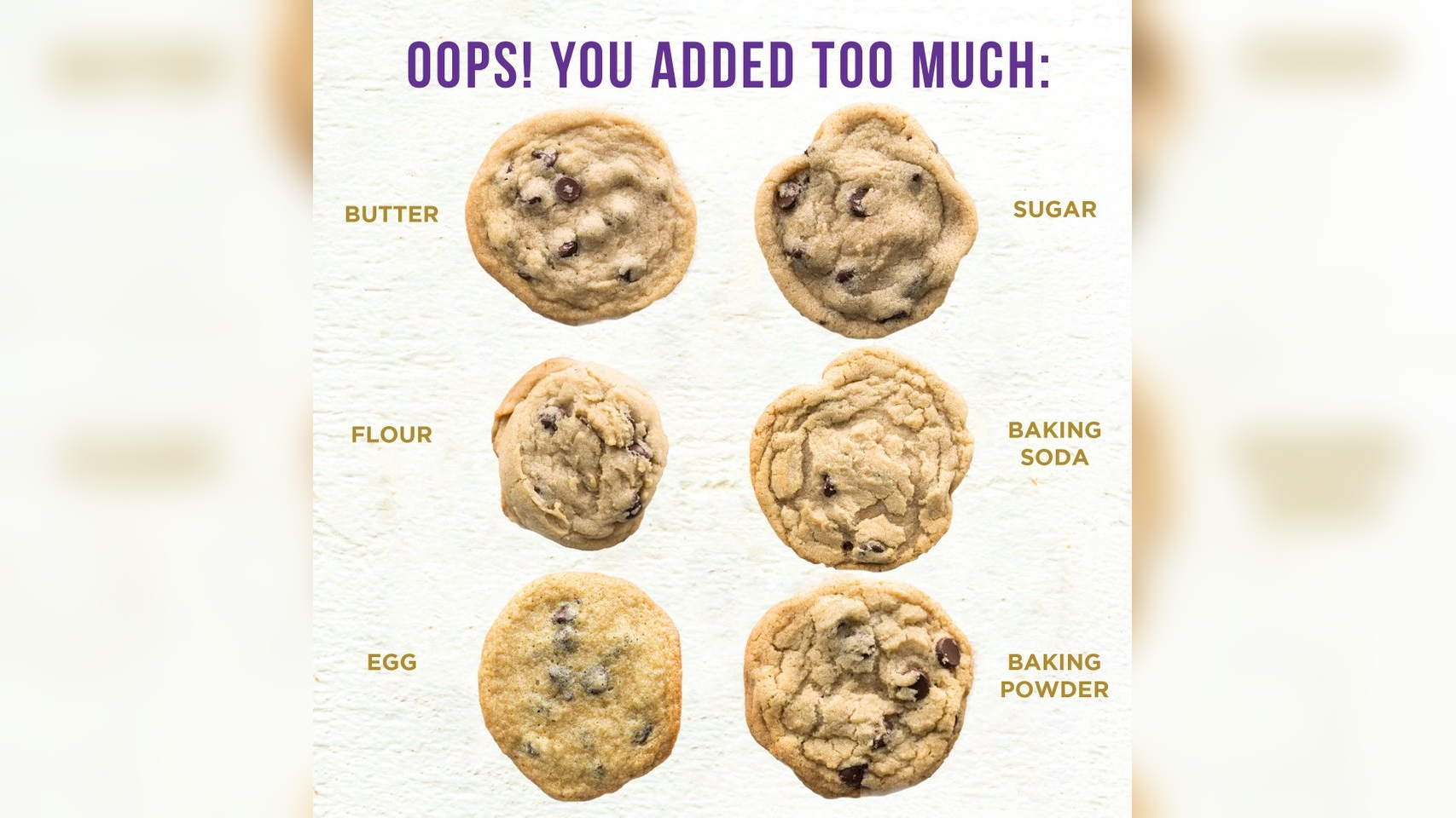 Oops! You Added Too Much | Know Your Meme