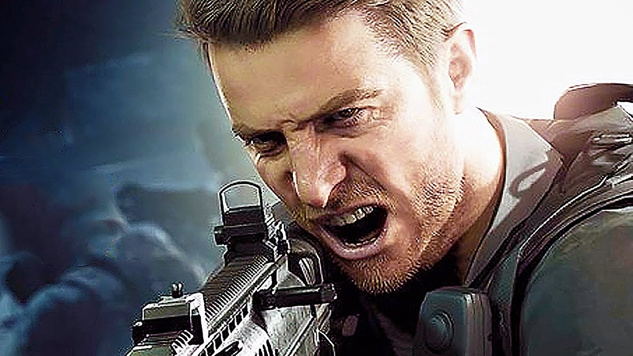 Chris Redfield Know Your Meme