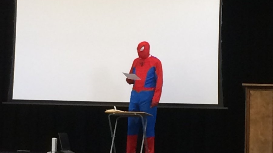 Spiderman Pointing Meme Template