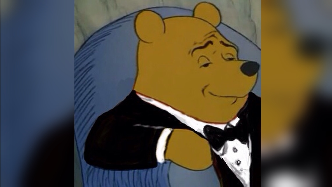 Tuxedo Winnie The Pooh Know Your Meme