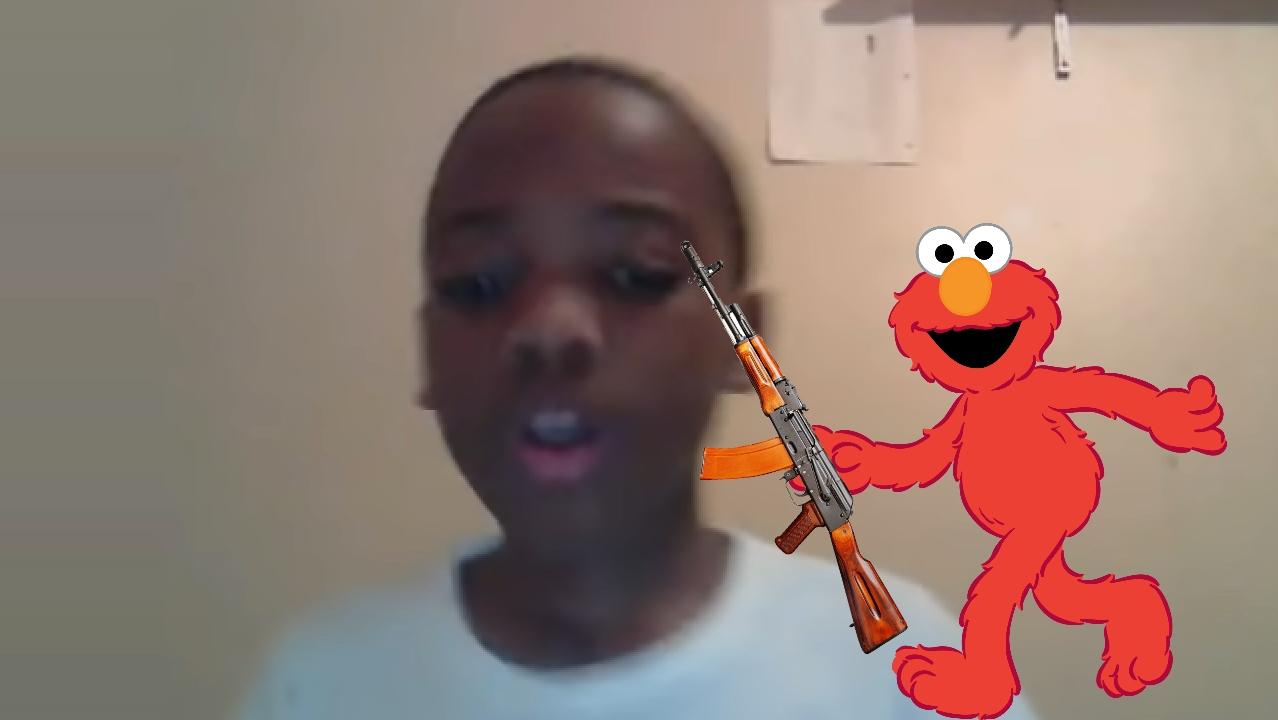 Elmo Freestyle | Know Your Meme