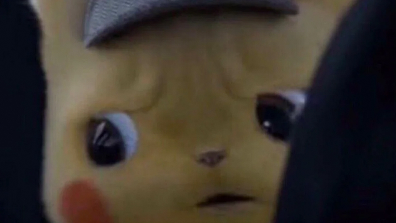 Unsettled Detective Pikachu Know Your Meme