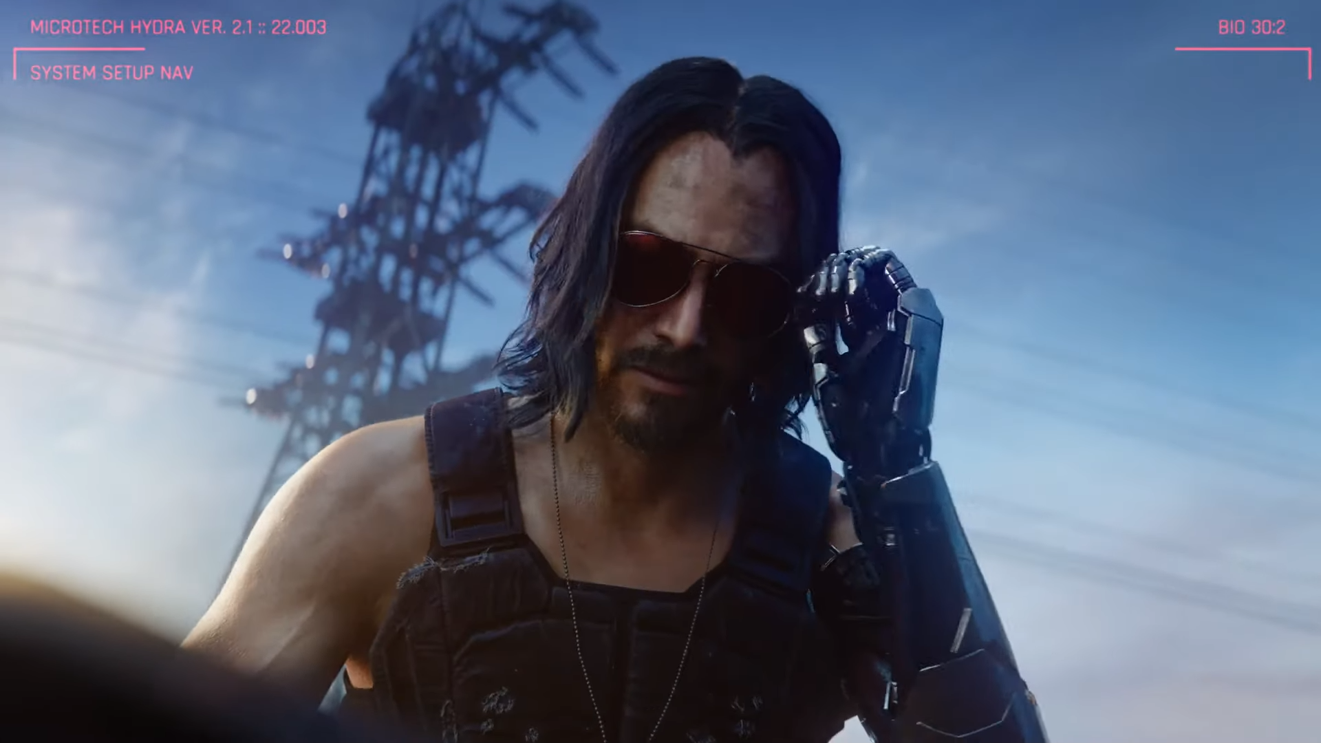 Cyberpunk 2077 Keanu Reeves / We Have a City to Burn | Know Your Meme