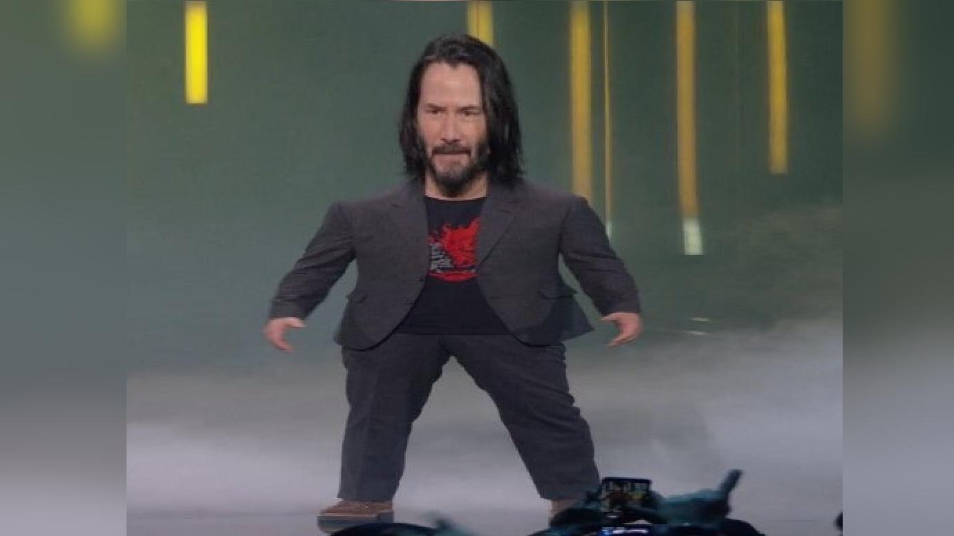 Mini Keanu Reeves Know Your Meme