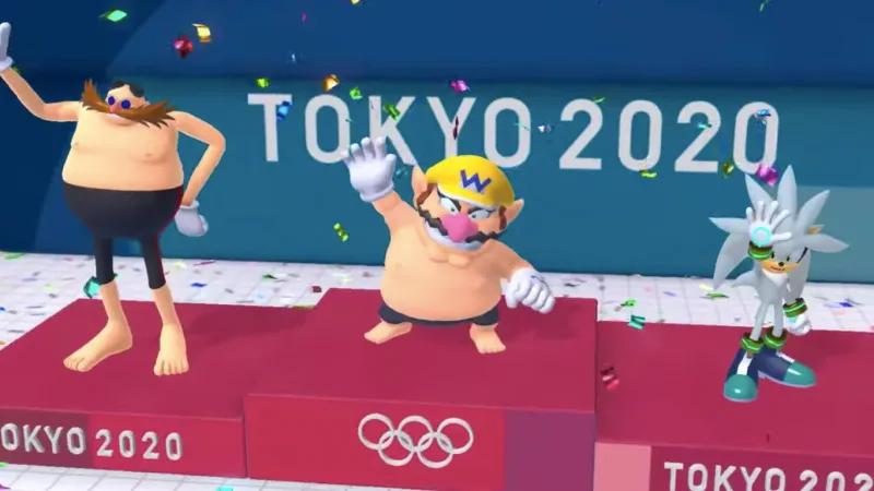 2020 Winter Olympic Memes.Wario S Nipples Debate Know Your Meme