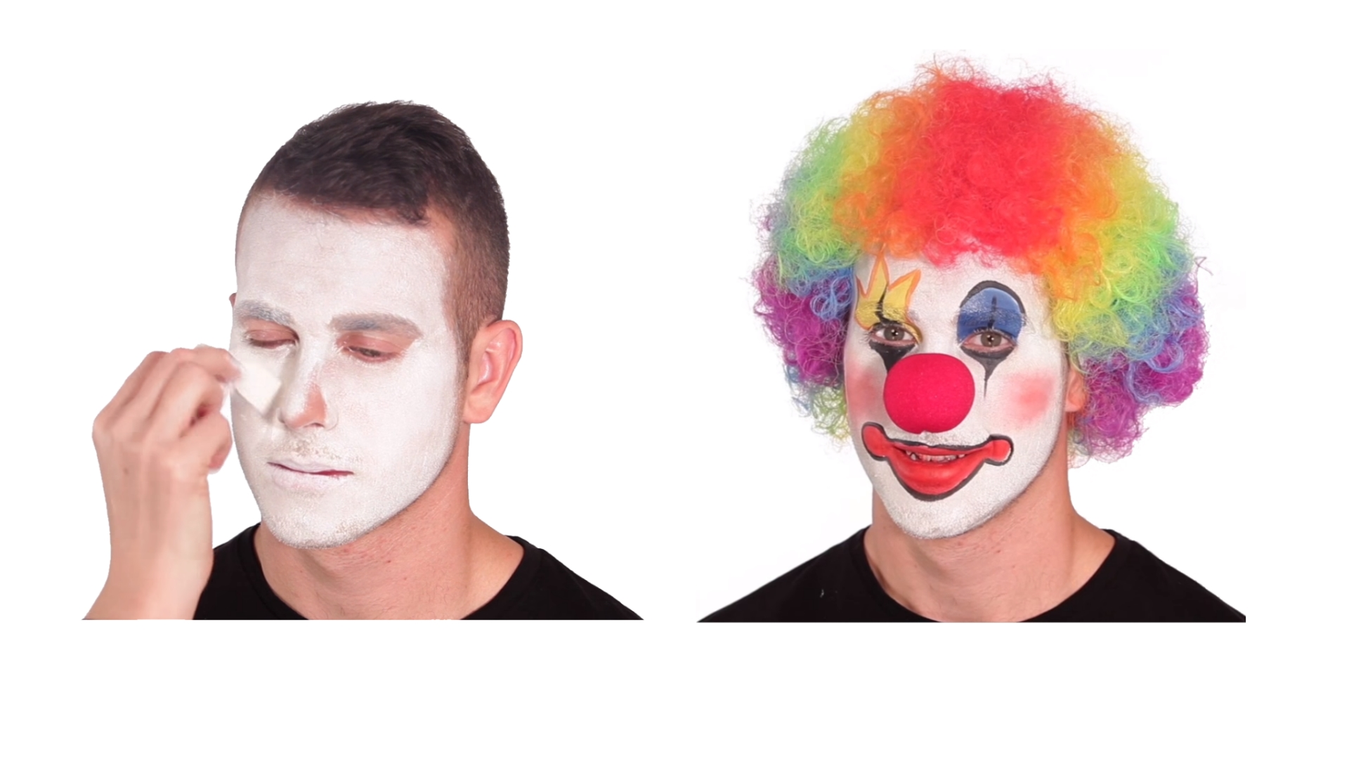 Putting On Clown Makeup Know Your Meme