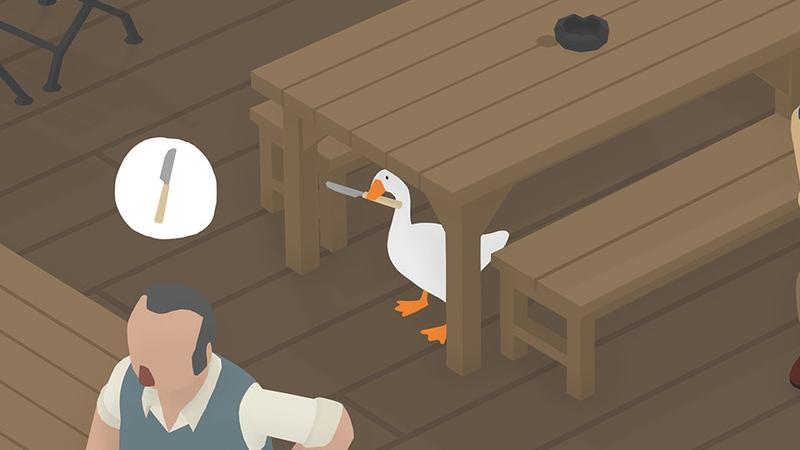 Get Untitled Goose Game Gif Transparent Images