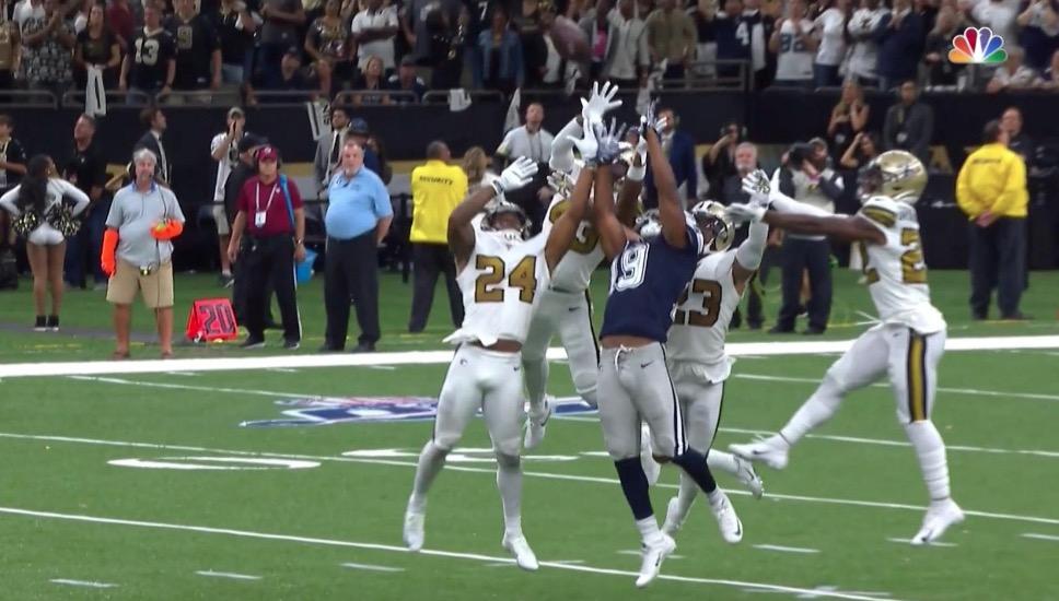 New Orleans Saints Defending Amari Cooper Know Your Meme