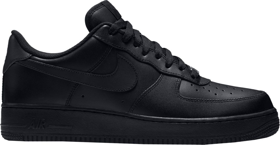 Black Air Force 1s | Know Your Meme