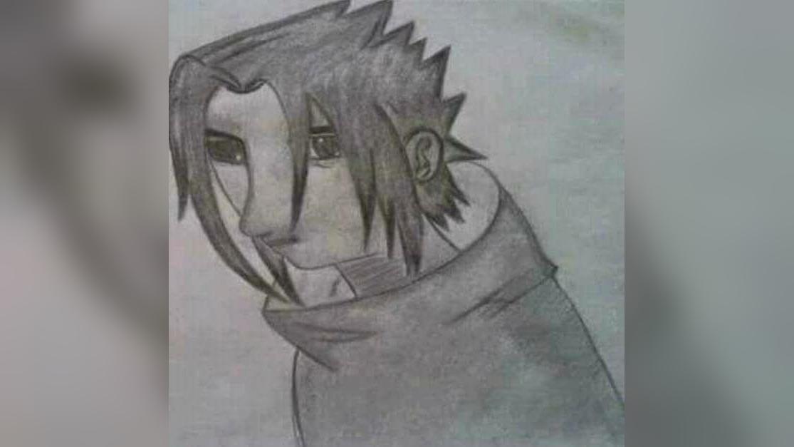Bad Sasuke Drawing Know Your Meme
