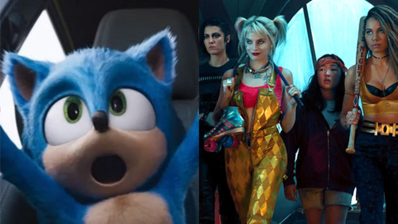 Sonic Vs Birds Of Prey Know Your Meme