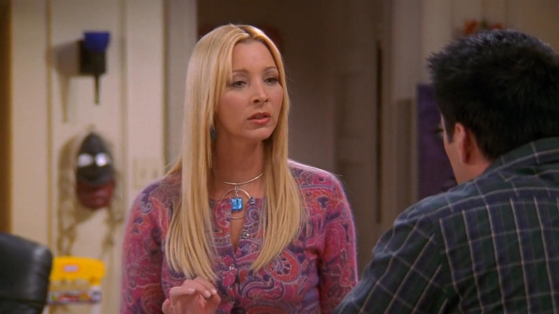 Phoebe Teaches Joey