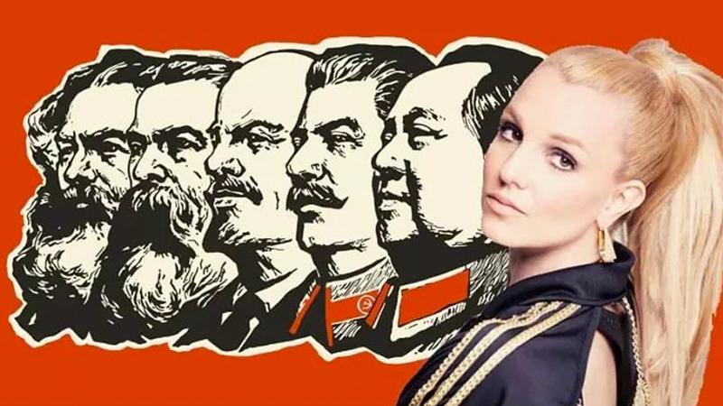 Comrade Britney Spears