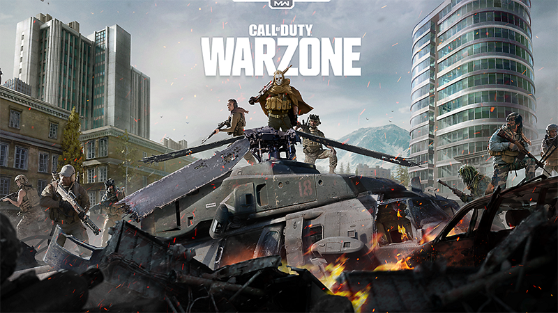 Call Of Duty Warzone Know Your Meme