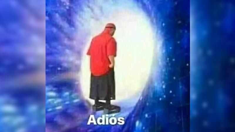 Adios Wormhole | Know Your Meme