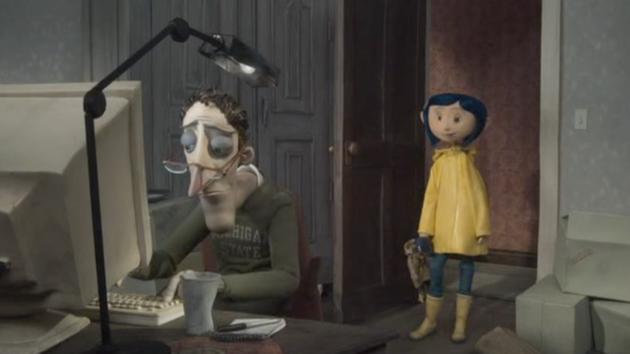 Coraline S Dad Are You Winning Dad Know Your Meme