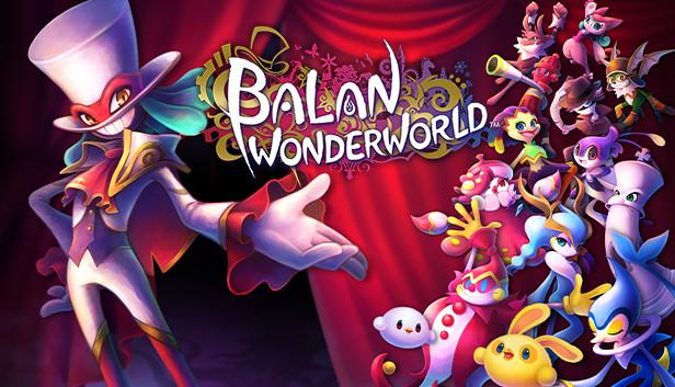 Balan Wonderworld | Know Your Meme