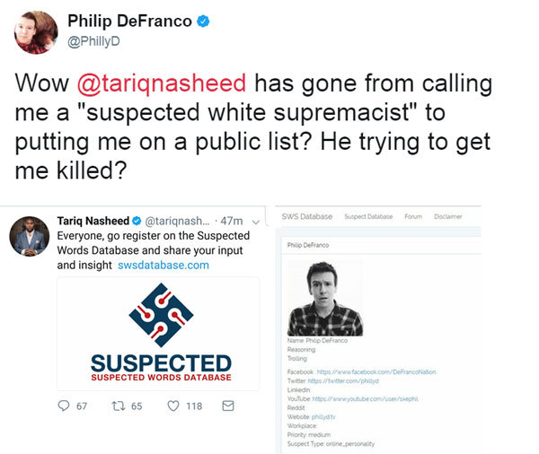 Philip Defranco Added To Mysterious Crowdsourced Database Know Your Meme I really tried to like philip defranco's new set, really. philip defranco added to mysterious