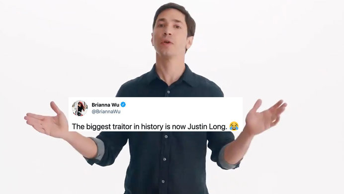 Justin Long in the I'm a PC guy commercials