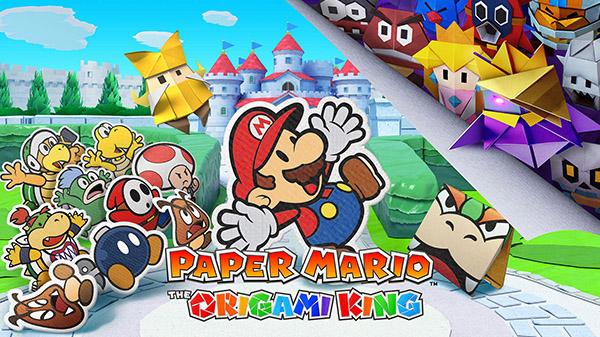 Nintendo Drops Surprise Announcement Of Paper Mario: The Origami King