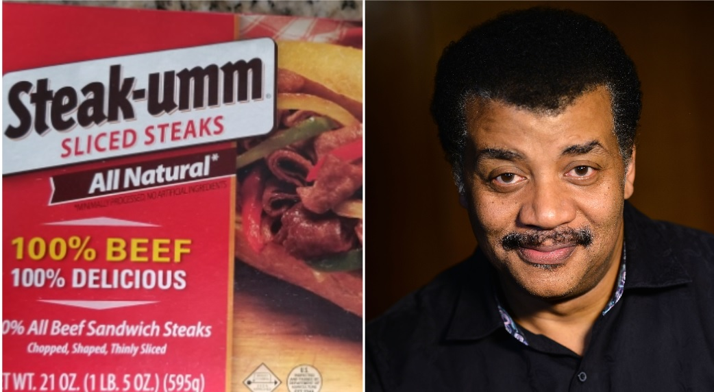 Steak-umm Twitter Reignites Feud With Neil deGrasse Tyson