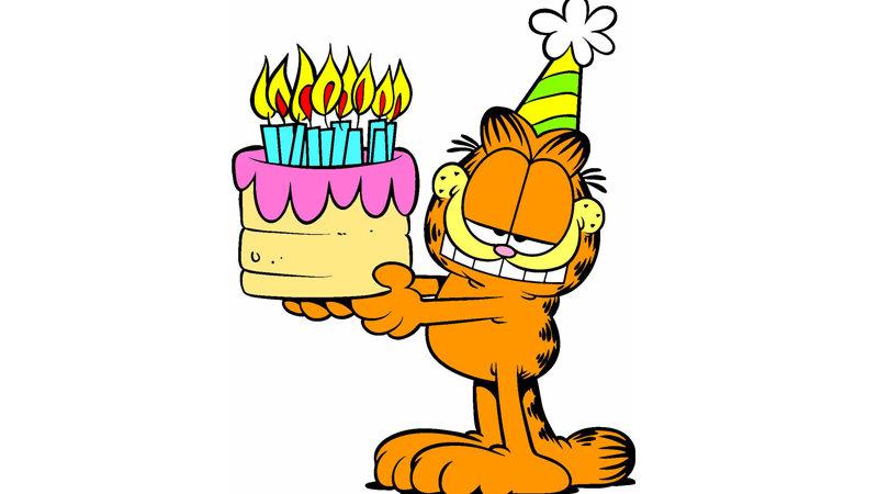 Garfield Birthday Comic Zodiac Know Your Meme