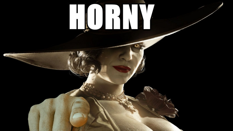 Tall Vampire Lady's Name Is Revealed As New 'Resident Evil ...