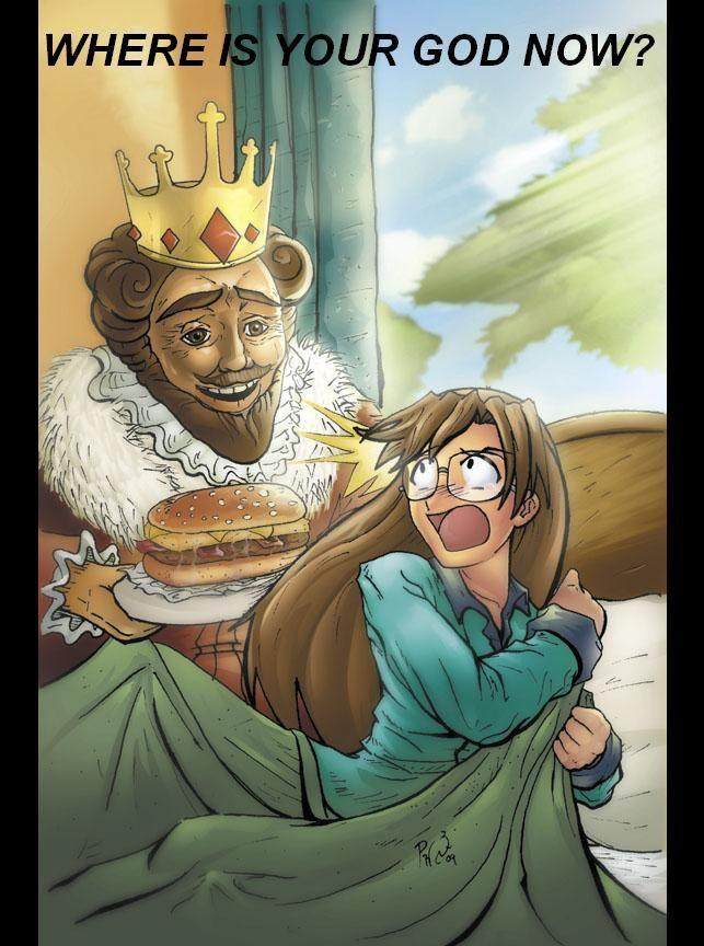 Image - 1555 | The Burger King | Know Your Meme