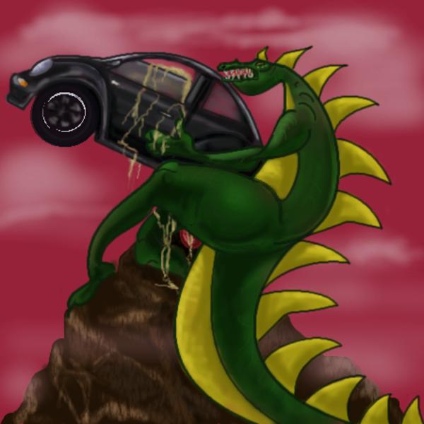 Extreme Cartoon Monster Sex