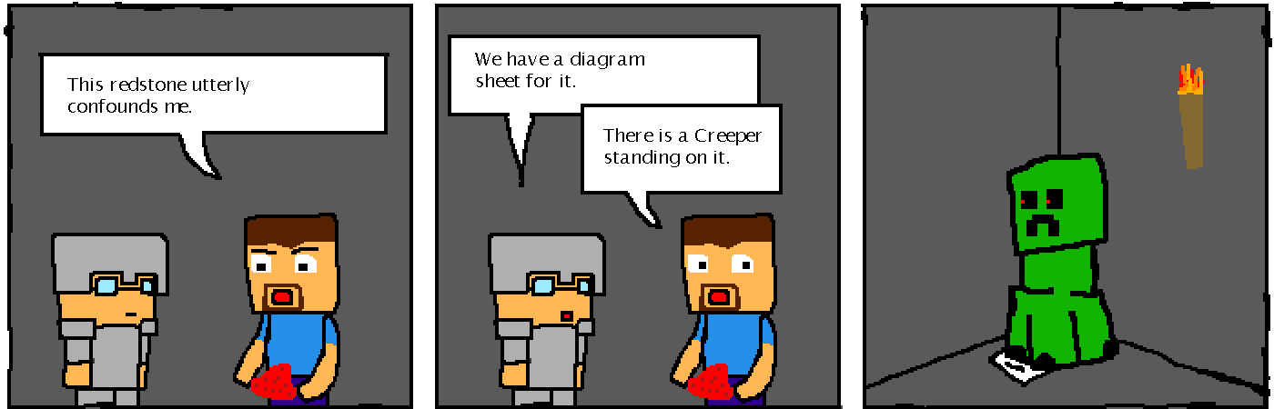 Image 82096 Minecraft Creeper Know Your Meme