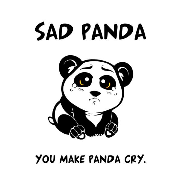 Image 92706 Sad Panda Know Your Meme With tenor, maker of gif keyboard, add popular sad black man meme animated gifs to your conversations. image 92706 sad panda know your meme
