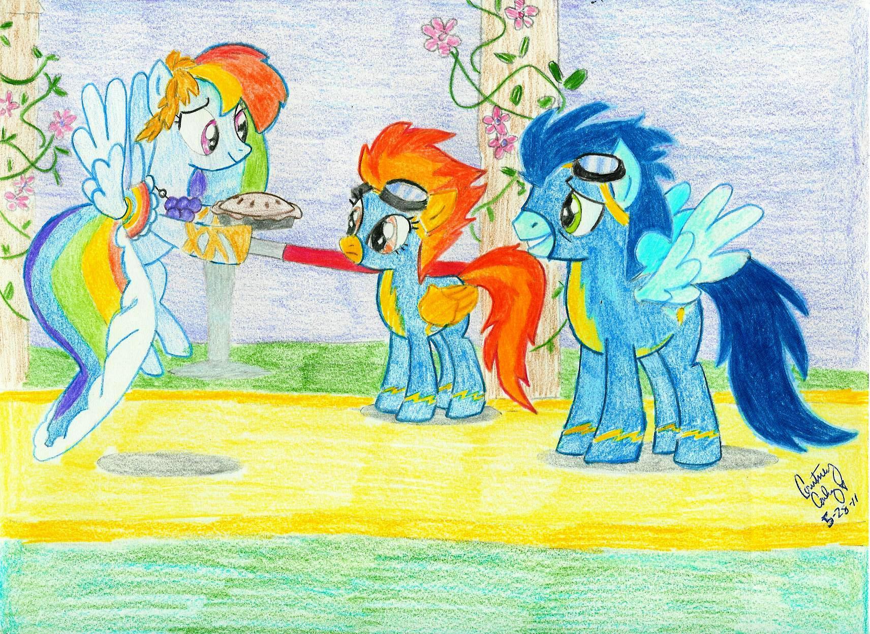 картинки пони виль дружба это чудо рисовать помощью данного