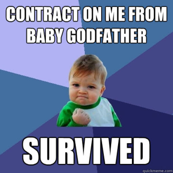 Image 174150 Baby Godfather Know Your Meme
