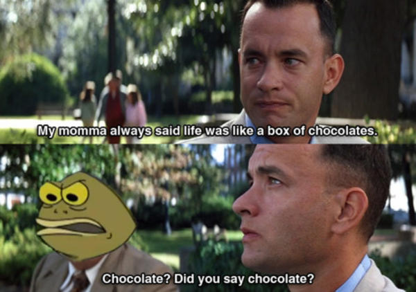 Image 175367 Chocolate Know Your Meme