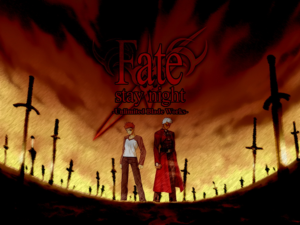 Image 216617 Unlimited Blade Works Know Your Meme