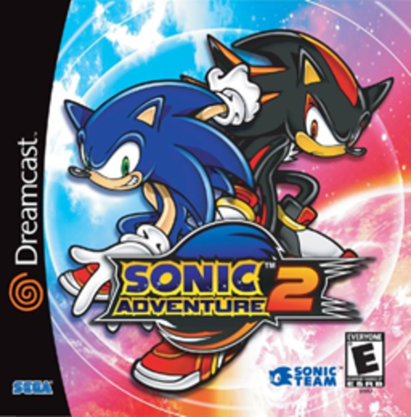 Sonic Adventure 2 Cover Art Sonic The Hedgehog Know Your Meme