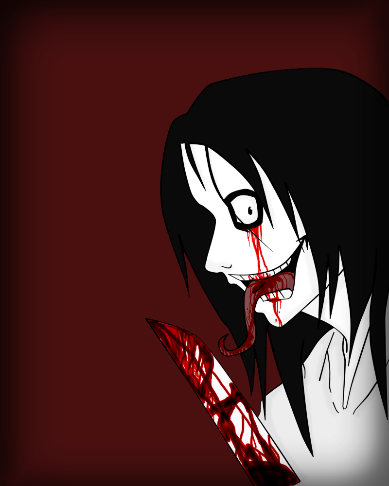 Анимации картинки джеффа убийцы, звери день
