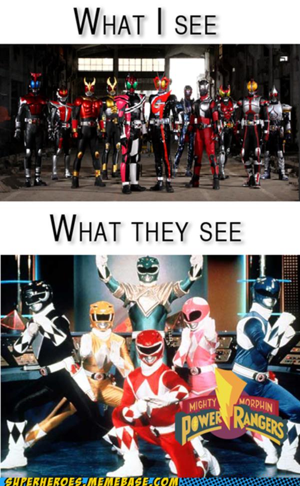 Kamen Rider is not Power Rangers! | Kamen Rider | Know ...