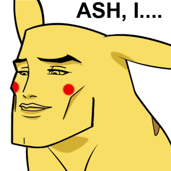 HandsomeChu | Give Pikachu a Face | Know Your Meme