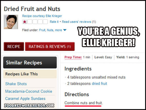 Dried testicles food network recipe reviews know your meme forumfinder Gallery