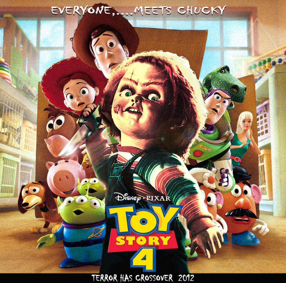 Toy Story film animowany produkcji amerykańskiej z 1995 roku stworzony przez firmę Pixar we współpracy z firmą Disney Pierwszy film pełnometrażowy