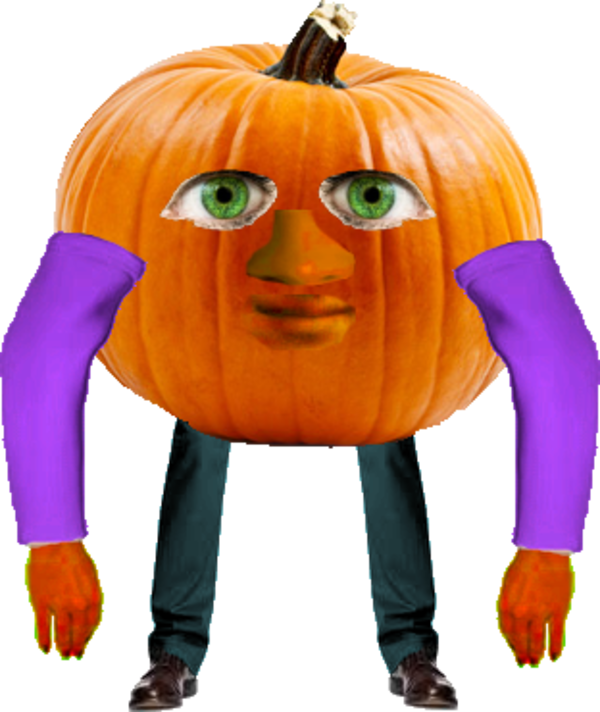 Realistic Pumkin Pumkin Know Your Meme This aricle is for a certain ignorant species, for the squash, see pumpkin. realistic pumkin pumkin know your meme