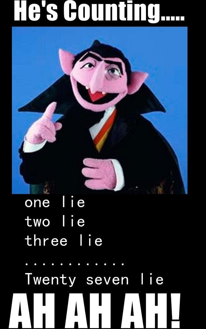 The Count Count S Mitt Romney S Lies During The Debate