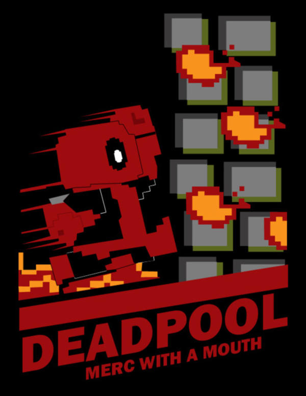 Super Deadpool Bros Deadpool Marvel Know Your Meme