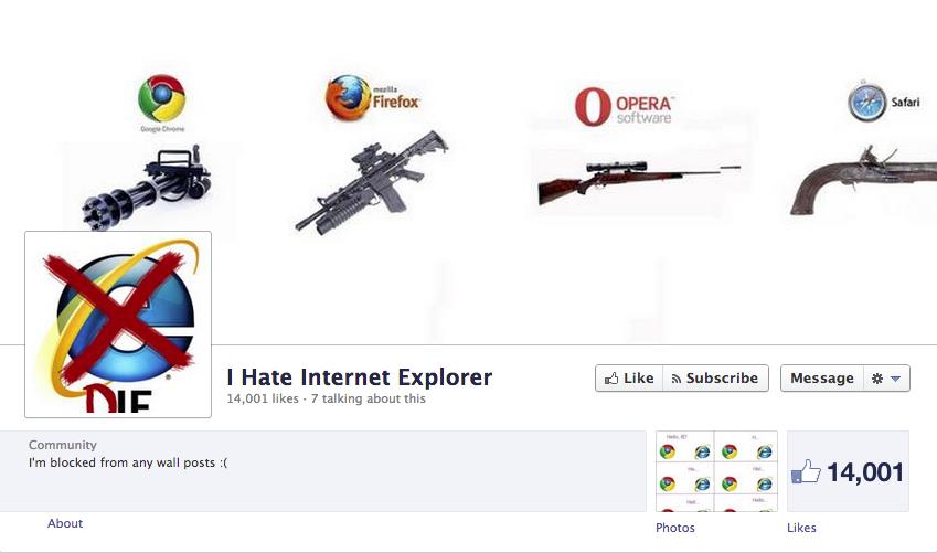 i hate slow internet